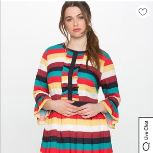 Eloquii skater dress
